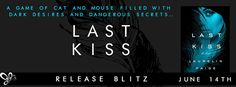 Last Kiss (First and Last #2) by Laurelin Paige - #NewRelease Blitz & #Giveaway - #win signed copy