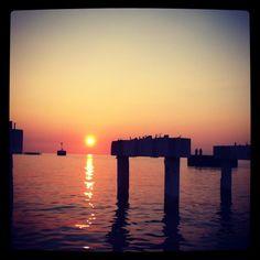 """Sunrise over the Pass"" (Boca Grande, FL)"