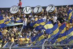 Jugador n°12 Boca