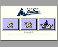 America Online (AOL) dial-up Miss The Old Days, The Good Old Days, America Online, End Of An Era, You've Got Mail, School Items, Got Online, Ol Days, 90s Kids