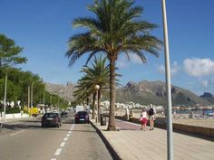 Street View, Majorca