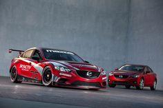 Mazda6 J71 Graphics by SFD Studio