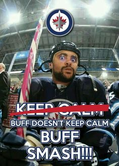 This one goes out to all the Buff fans! Enjoy and please share ;-)