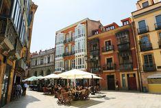 Oviedo en diez flechazos Street View, Building, Travel, Beautiful, Falling In Love, Places To Visit, Urban, Viajes, Fotografia