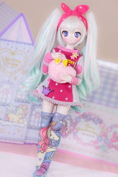 dolfie dream...anime doll...kawaii