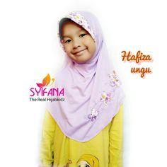HAFIZA UNGU HIJAB KIDZ https://syifana.com/product/hafiza-ungu-hijab-kidz/ #Syifana #SyifanaTheRealHijabKidz #HafizaHijabKidz