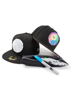 Create Your Own Keep Watch New Era (Black) | Mishka NYC