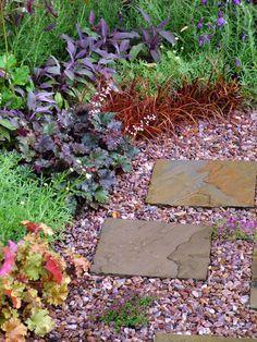 Stone Paving Steps