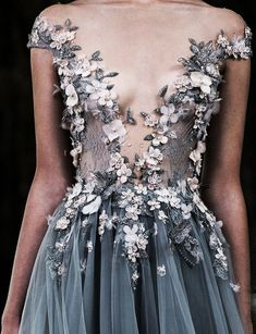 Paolo Sebastian Haute Couture Fall/Winter 2016-17.