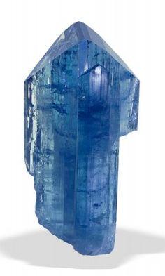 Largest gem crystal of Euclase ever found.