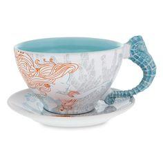 Ariel Cup and Saucer Set