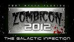 Zombicon is Southwest Florida's BIGGEST Event of the Year.  Help Celebrate Zombicon #6 with a Galactic Infection in Fort Myers Florida October 19, 20,21.  Three-Day Event celebration of art and music. The DEAD walk for a world record...click and share this event