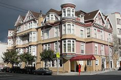 Queen Anne San Francisco Haunted | Queen Anne Hotel ~San Francisco, California | Haunted Places