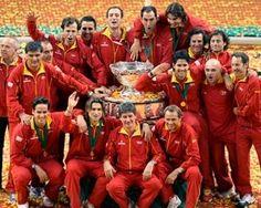Semifinales Copa Davis contra EEUU en Gijon-Asturias. Septiembre 2012