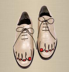 Comme des Garcons - Toe shoes