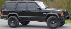#6 - 1984 Jeep Charokee. I sold my Camero just after I joined the army and bought this... it was a great Jeep. It had the 4.0 ltr straight six in it. Tough little rig