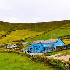 The colors of Ireland. Photo courtesy of lagrai on Instagram.
