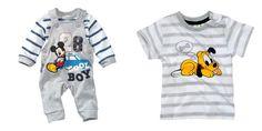 Mickey Maus und Pluto Babysachen von Ernsting's family