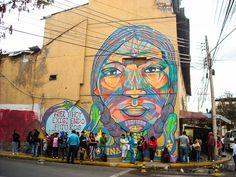 Street Art of Cochabamba