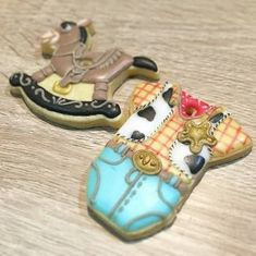 Toy Story Baby Cookies