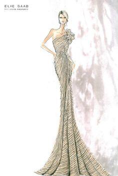 Elie Saab Haute Couture Fall 2010
