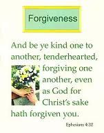 Pray for Married Monday - FORGIVENESS