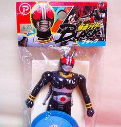 Masked kamen rider black rx bio robo rider popy chogokin bandai 1988 Shadowmoon