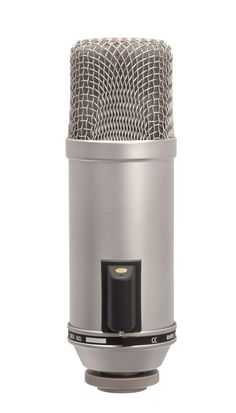 Rode Broadcaster Cardioid End Address Microphone