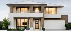 apg Homes - Maddison Display Home facade
