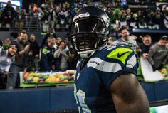 Seahawks strong safety Kam Chancellor recorded 10 tackles and returned a fourth quarter interception 90 yards for a touchdown in Saturday's 31-17 divisional-round playoff win over the visiting Carolina Panthers.
