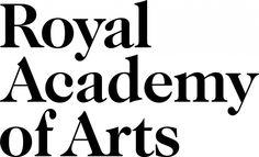 Royal Academy of Arts logo.