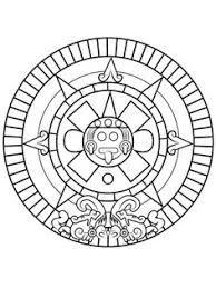 Calendario Inca Simbolos.7 Mejores Imagenes De Dibujos Incas En 2018 Aztecas