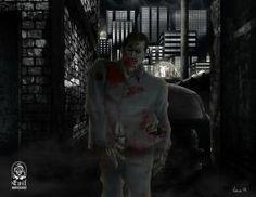 Fat Zombie by A-Evil-Sorcerer