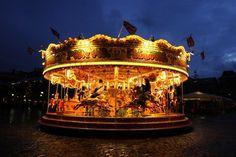 Covent Garden Carousel