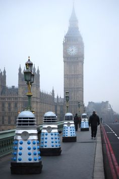 Doctor Who and the Dalek invasion of London - pictures | Radio Times