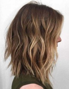 Really Attractive & Trending Long Bob Hairstyle Pics