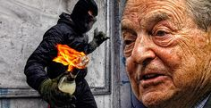 Nazi Collaborator George Soros Funds Police Hate Groups in America