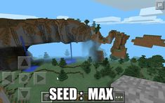 The seed to the floating islands is-max (all lowercase)