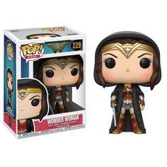 Wonder Woman Figuras De Vinilo S2-Juego de 3 Antiope, Etta /& Wonder Woman Funko Pop