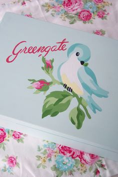 Ever browsed the Greengate website? Allow yourself at least an hour, says Miss D.R!  simply gorgeous!     #greengate