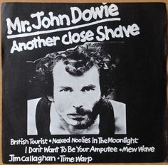 John Dowie Another Close Shave