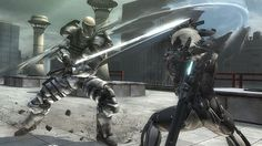 Electronic Theatre Preview: Metal Gear Rising: Revengeance