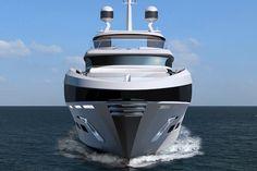 Fisker heeft een dikke boot ontworpen