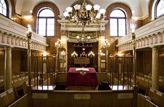 Sandys Row Synagogue - © Jeremy Freedman