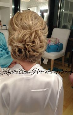 Hair: www.krystieann.com  wedding hair, bridal hair, wedding updo, bridal updo, jellyfish punta cana, jellyfish weddings, jellyfish bride, beach wedding hair