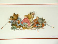funny 3 blind mice inkspired musings: Nursery Rhyme Time with 3 Blind Mice
