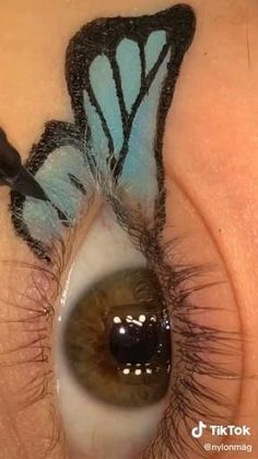 Edgy Makeup, Makeup Eye Looks, Grunge Makeup, Eye Makeup Art, Crazy Makeup, Cute Makeup, Pretty Makeup, Makeup Eyes, Maquillage Harry Potter