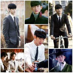 """Do Min Joon's styles in """" You who came from the stars""""."""