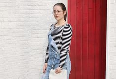 Dainty dungarees