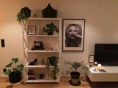 Livingroom, Kate Moss.